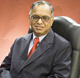 N.R Narayan Murthy, Founder and Former Chairman, Infosys