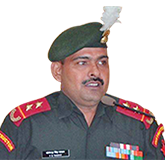Yogendra Singh Yadav,Param Vir Chakra, Junior Commissioned Officer of the Indian Army