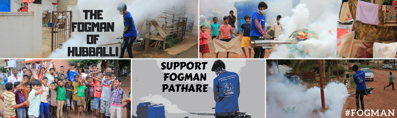 Immanuel Pathare journey, fogman of hubballi